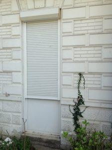 Les Menuisiers Girondins : chantier à Villenave d'Ornon pour la pose en rénovation de fenêtre et porte-fenêtre 5