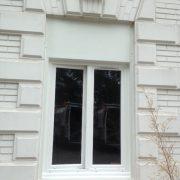 Les Menuisiers Girondins : chantier à Villenave d'Ornon pour la pose en rénovation de fenêtre et porte-fenêtre 2