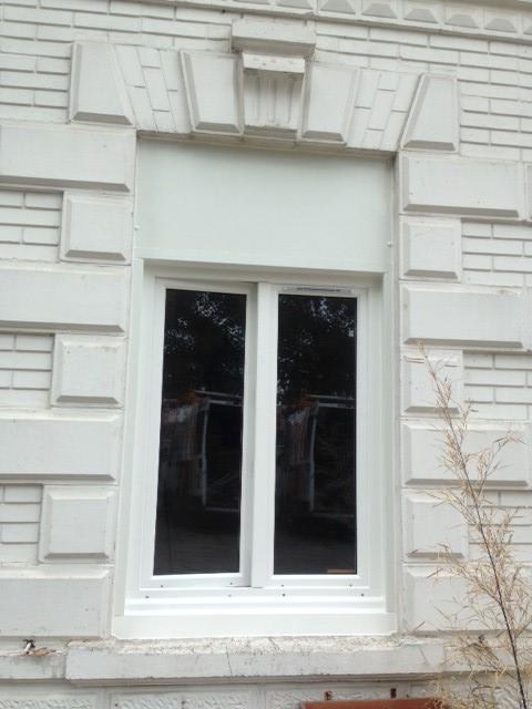 Les menuisiers girondins chantier villenave d 39 ornon for Pose porte fenetre renovation