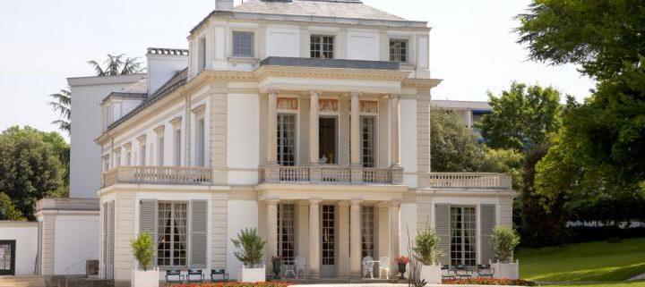 Le partenaire des Menuisiers Girondins, ATULAM, vient d'achever les travaux de rénovation de la maison Caillebotte sur la commune de Yerres