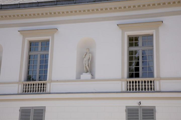 Le partenaire des Menuisiers Girondins, ATULAM, vient d'achever les travaux de rénovation de la maison Caillebotte à Yerres