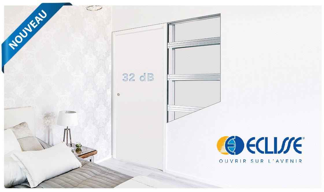 Les Menuisiers Girondins : La porte Unique 32 dB de notre partenaire ...