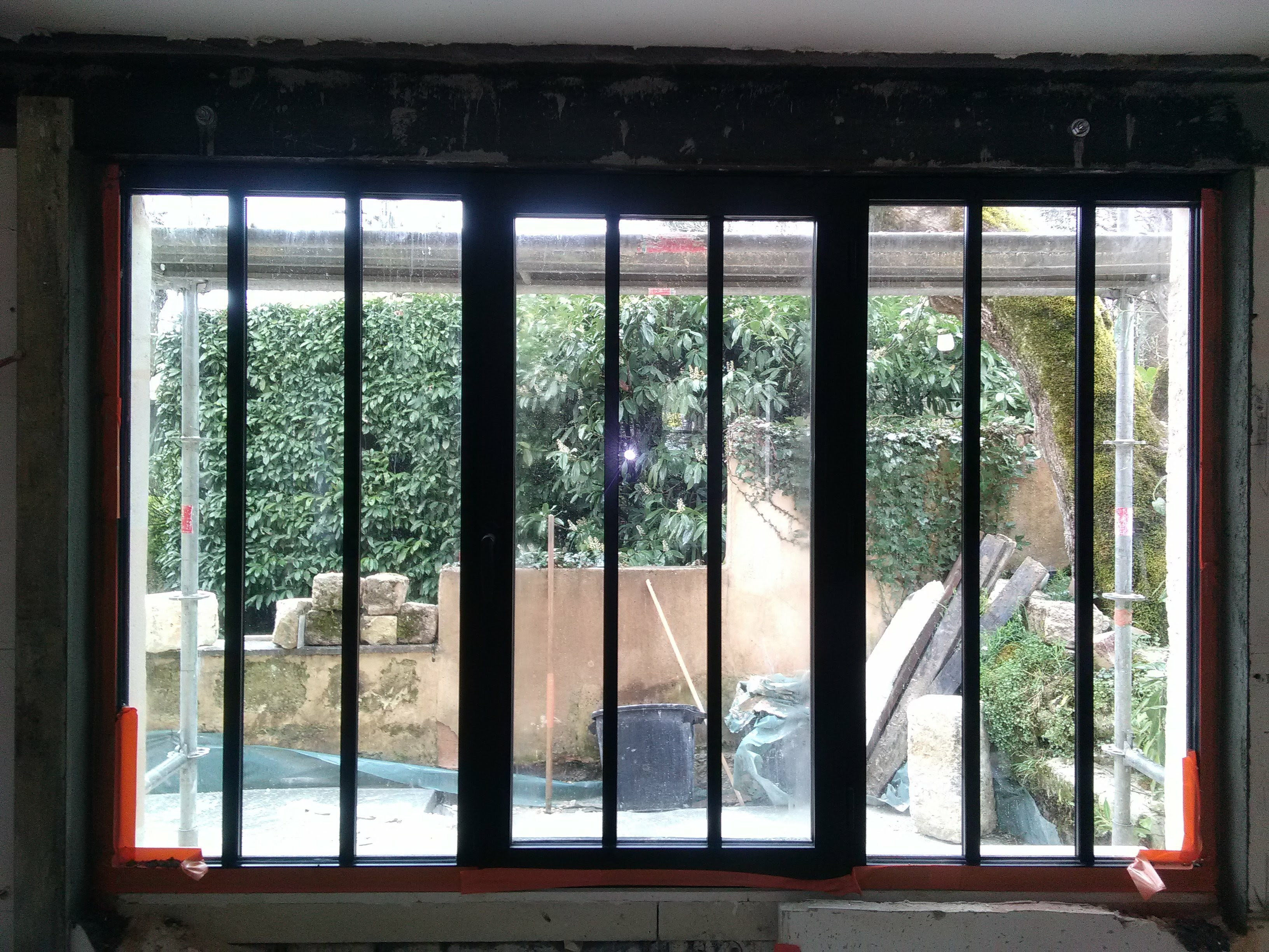 Les Menuisiers Girondins étaient au Cénac pour un chantier en neuf et rénovation - 10