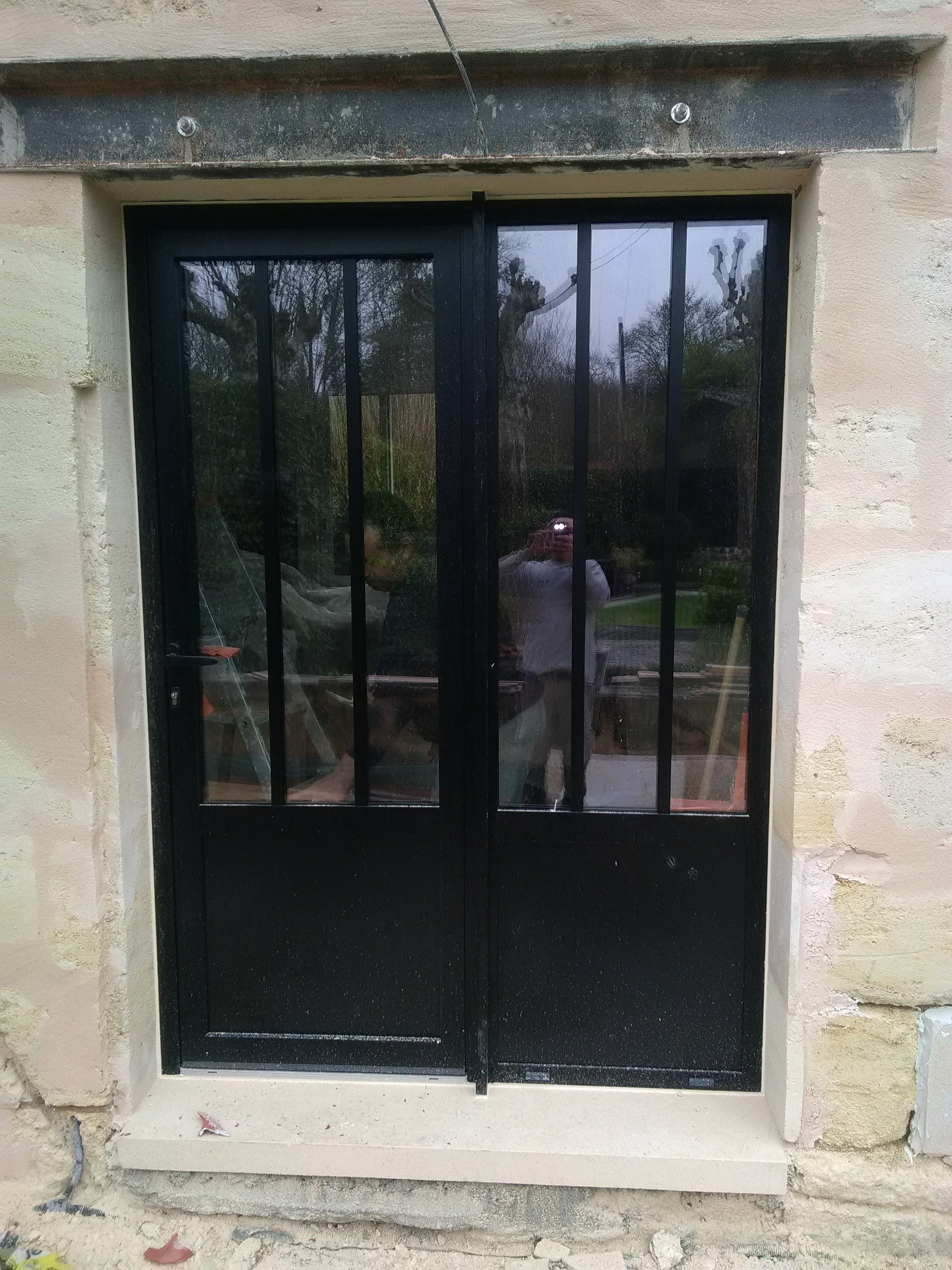 Les Menuisiers Girondins étaient au Cénac pour un chantier en neuf et rénovation - 11