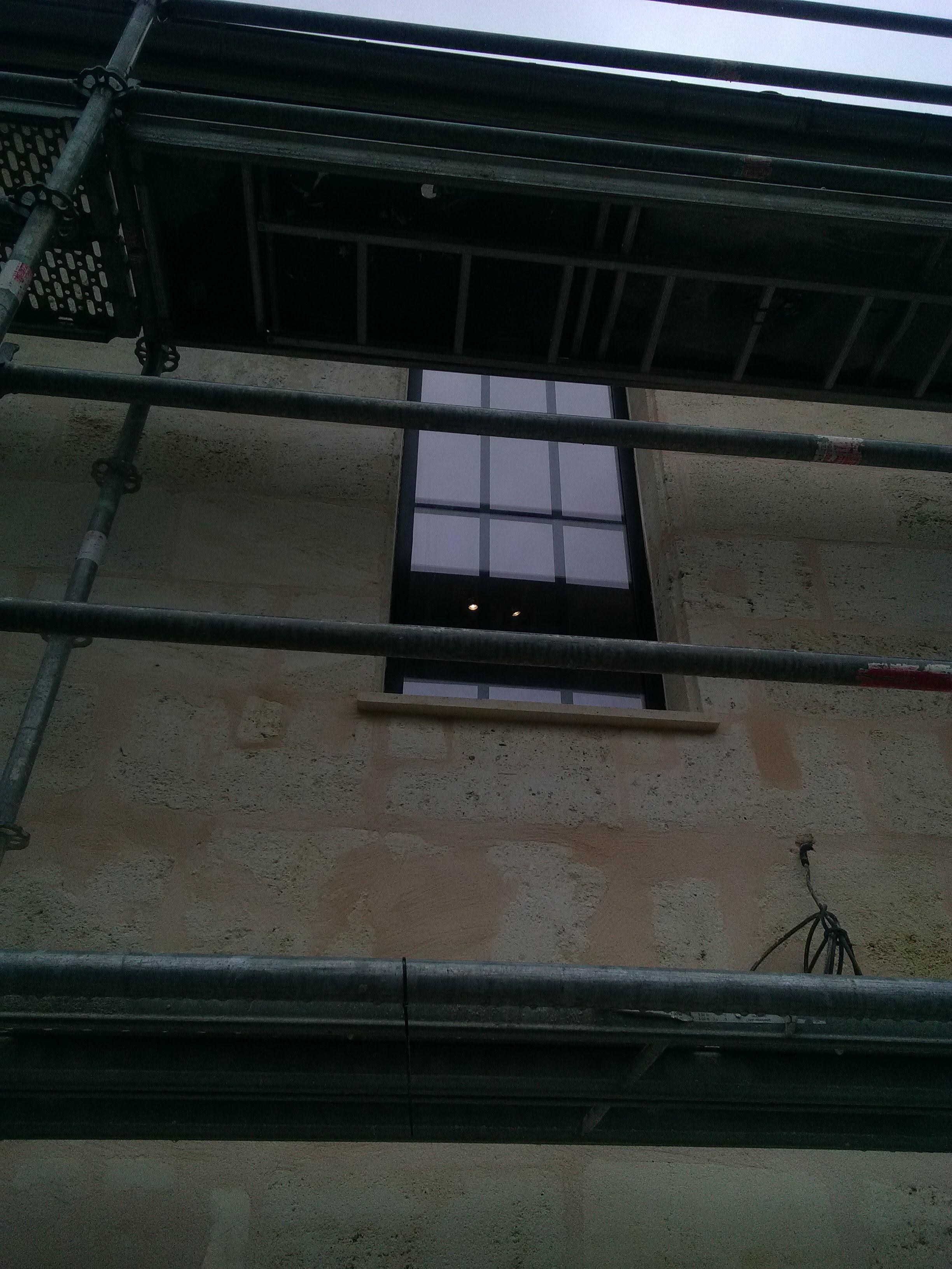 Les Menuisiers Girondins étaient au Cénac pour un chantier en neuf et rénovation - 14