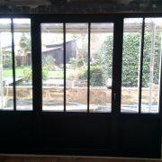 Les Menuisiers Girondins étaient au Cénac pour un chantier neuf et rénovation