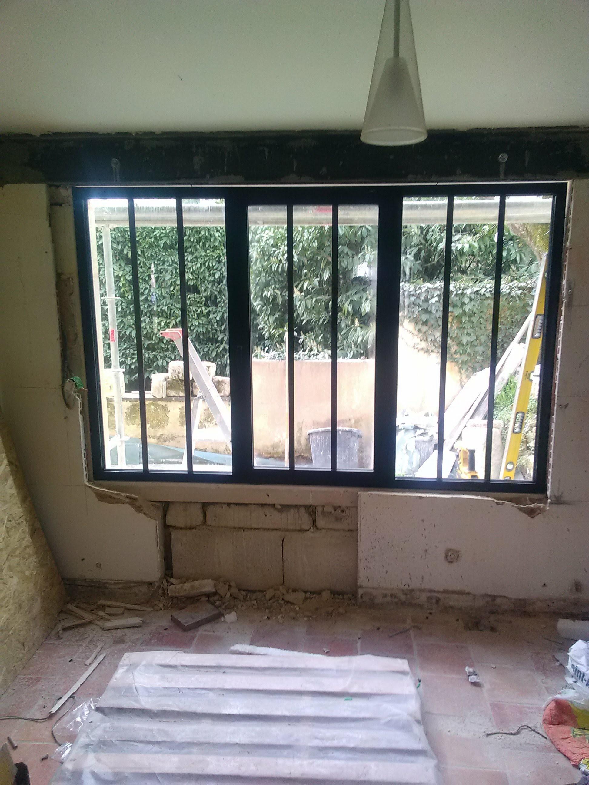 Les Menuisiers Girondins étaient au Cénac pour un chantier en neuf et rénovation - 2