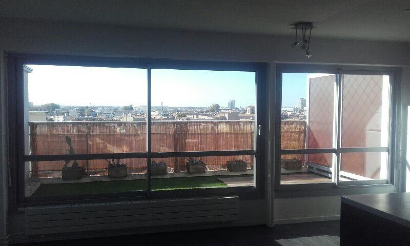 Les Menuisiers Girondins : Chantier en rénovation sur le Cours de l'Yser à Bordeaux Centre - 1