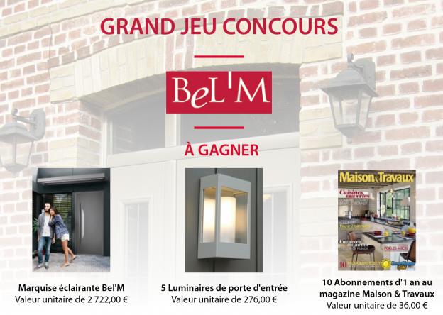 grand jeu concours de l 39 t bel 39 m menuisiers girondins. Black Bedroom Furniture Sets. Home Design Ideas