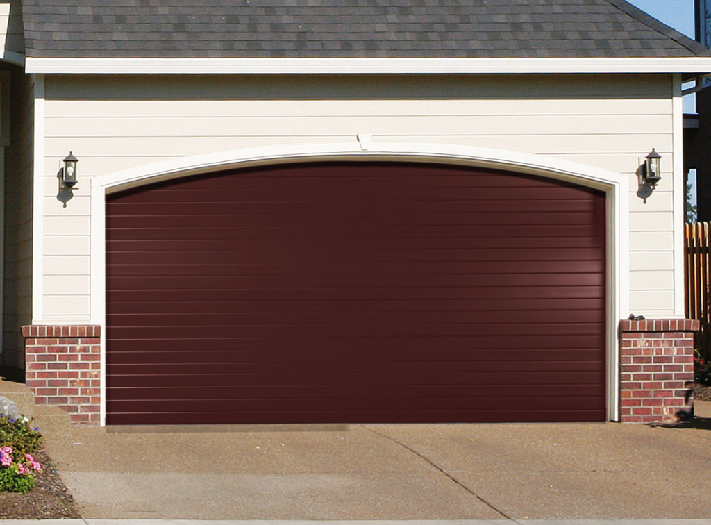 Portes de garage lat rales les menuisiers girondins for Reglage porte de garage basculante